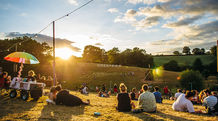 Nozstock The Hidden Valley postponed to July 2021