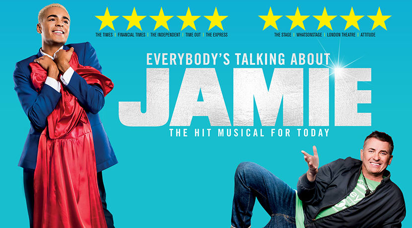 Everybody's Talking About Jamie Wolverhampton Grand dates rescheduled to 2021