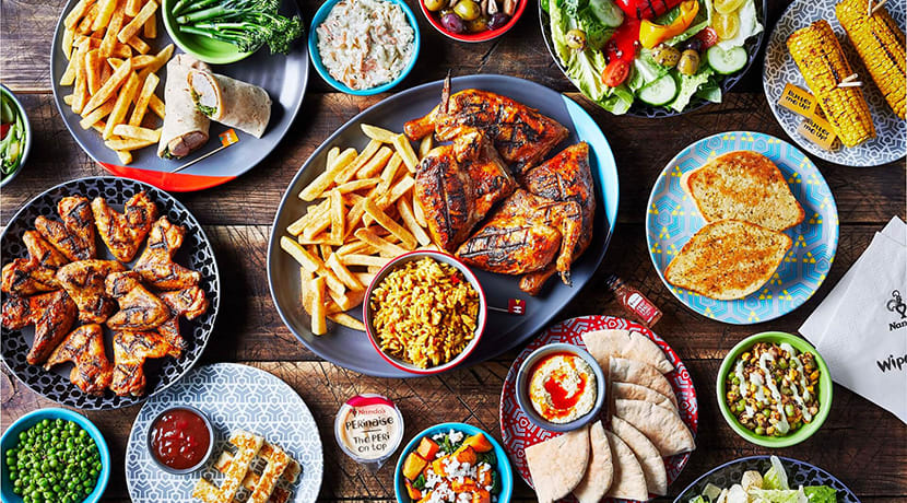 Nando's to reopen 94 restaurants for takeaway this week