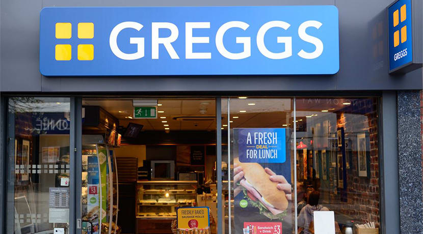 Greggs to reopen 800 stores across the UK on Thursday