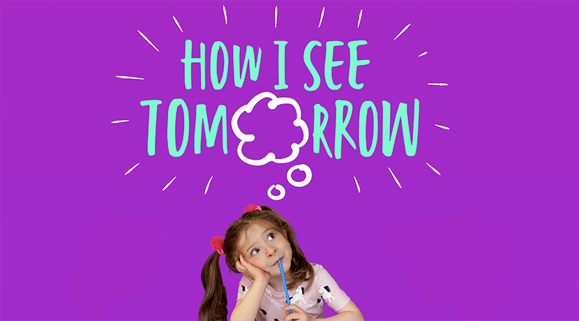 Covid-19 global art project asks children to explain 'how they see tomorrow'