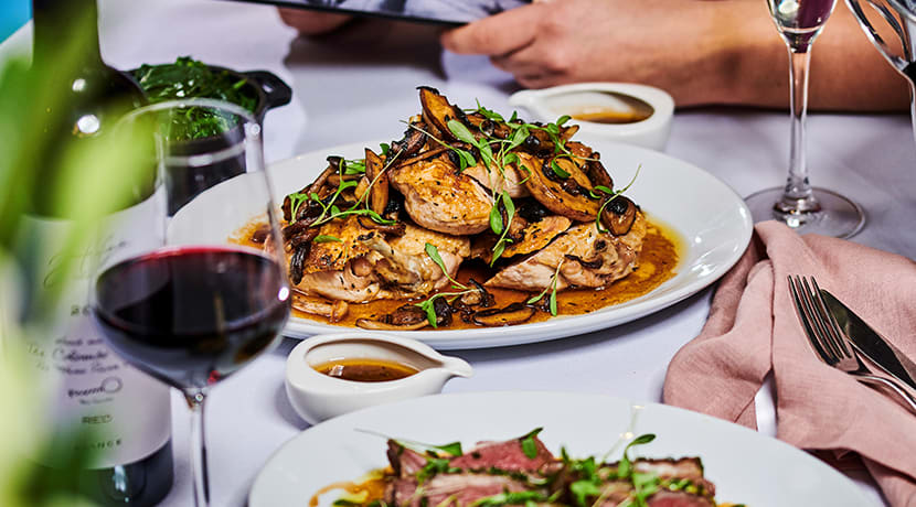 Marco Pierre White shares recipe for his Chicken a la Forestiere ahead of Father's Day