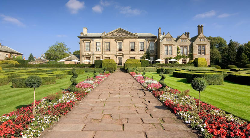 Coombe Abbey Hotel launches afternoon-tea takeaway and delivery service