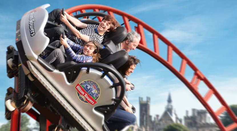 Alton Towers Resort to reopen its doors on 4 July in line with government guidance
