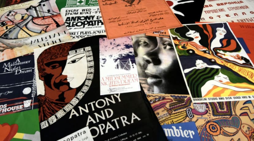 Shakespeare library shares posters to mark World Humanist Day