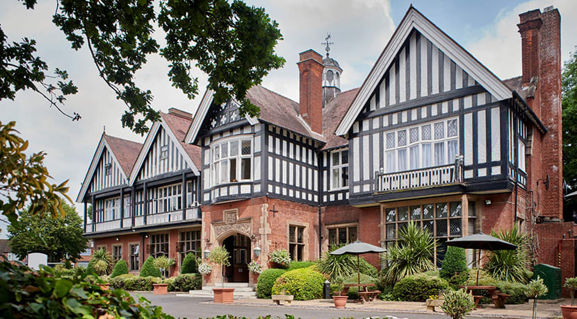 Trust In Your Stay with 15% off Coventry's Laura Ashley hotel