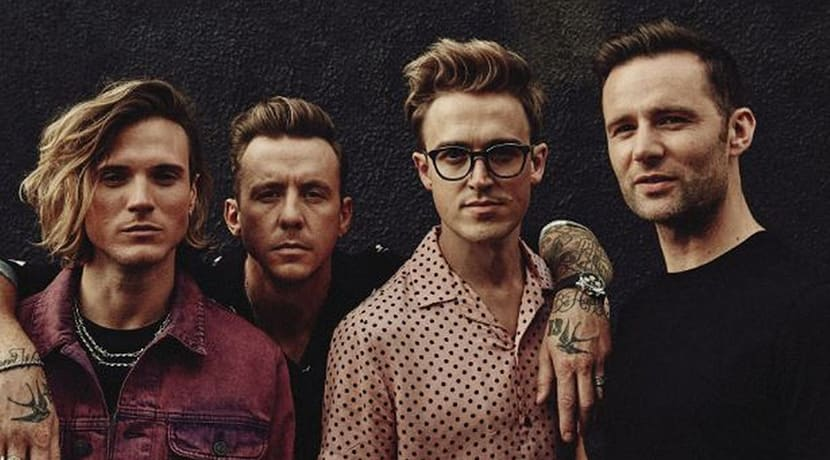 New music 'on the way': McFly sign first record deal in 10 years