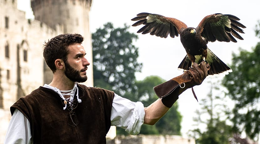 Leading visitor attraction Warwick Castle successfully reopens