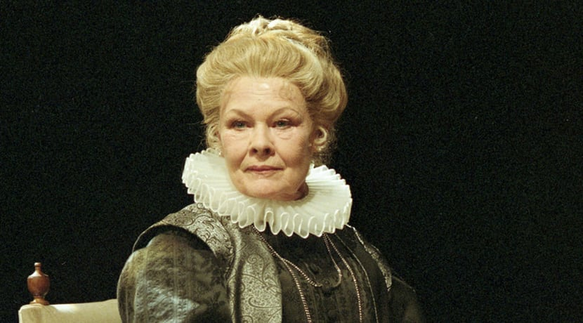RSC announces online conversation series with Judi Dench and David Tennant