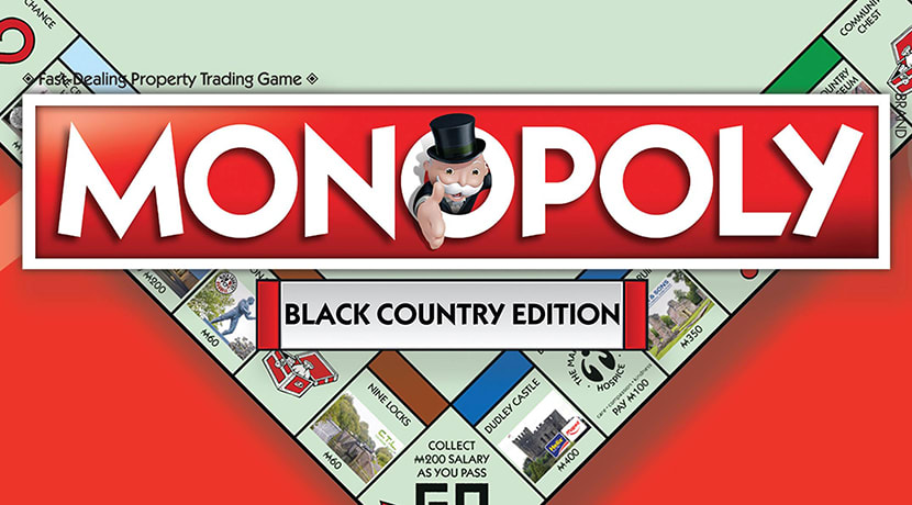 Limited-edition Black Country Monopoly launches to raise money for charity
