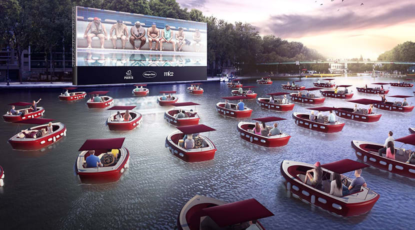 Floating Cinema set to sail into Birmingham