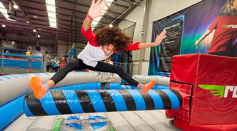 Birmingham's Rush Trampoline Park to reopen on 1 August
