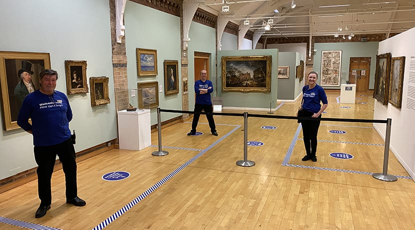 Leamington Spa Art Gallery & Museum is reopening on 6 August