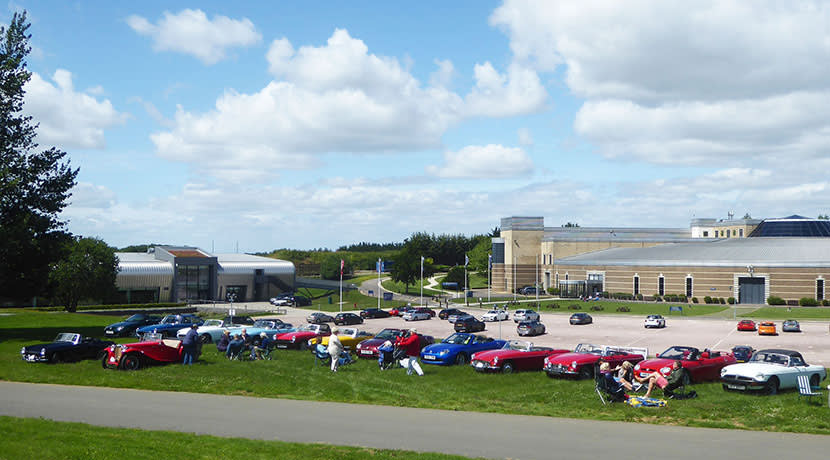 British Motor Museum all geared up for summer visits and gatherings