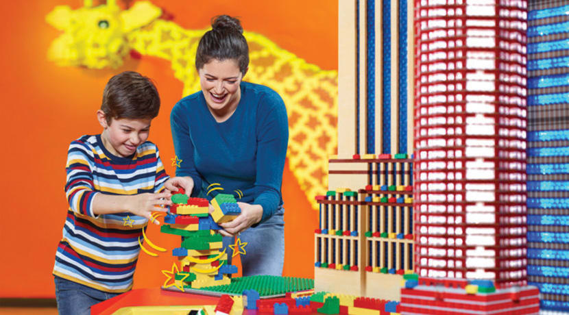 Brick-tastic! - There's so much fun to be had at Legoland this summer holiday
