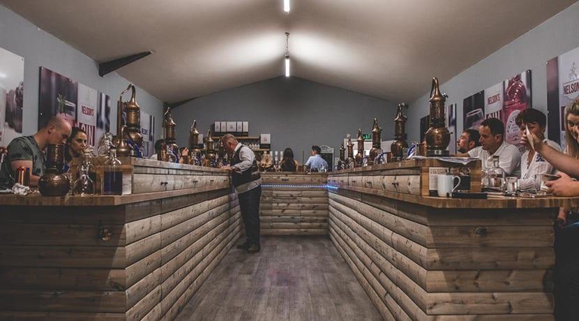Nelson's Distillery to open new gin school in Birmingham next month
