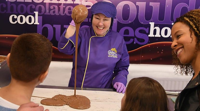 Enjoy a summer choc-full of fun at Cadbury World