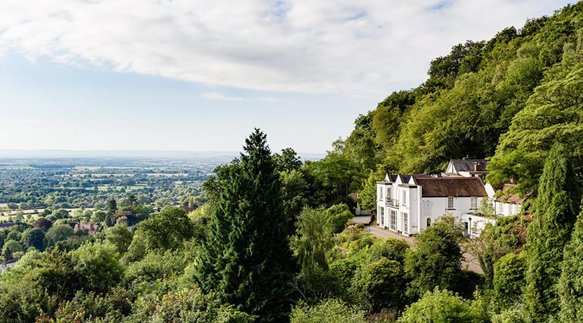 Boutique Malvern hotel The Cottage in the Wood reopens following refurbishment