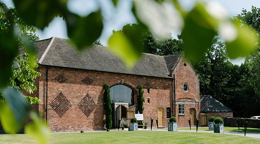 Cripps BBQ launches at Warwickshire's Shustoke Barn