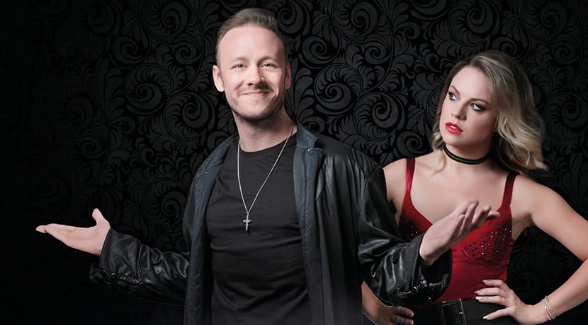 An Evening with Kevin and Joanne Clifton comes to the Midlands this autumn