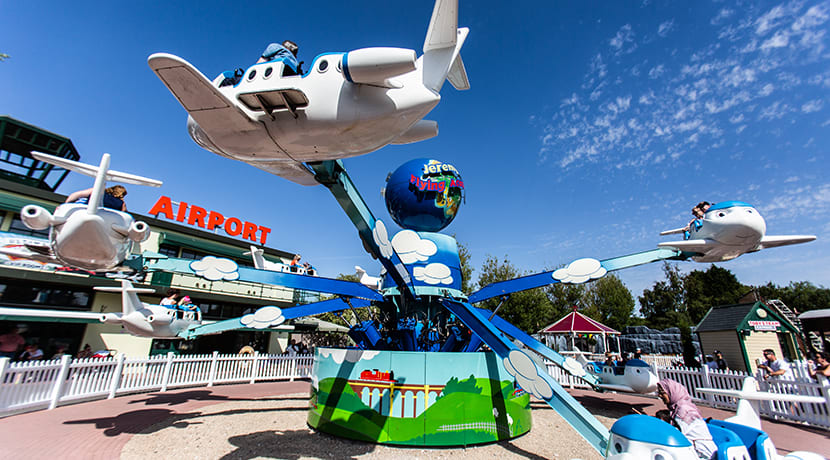 Drayton Manor Park's Adult and Toddler ticket back by popular demand
