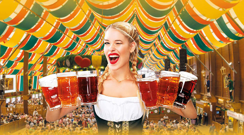 Oktoberfest celebrations come to Wolverhampton this October