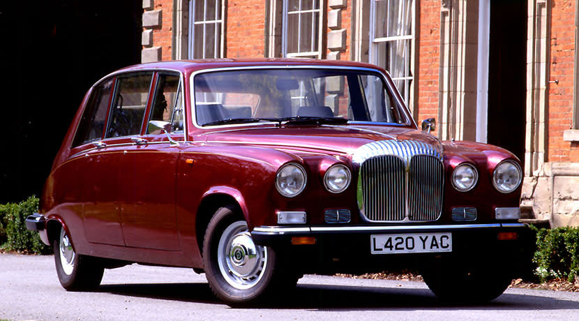 British Motor Museum hosts When Jaguar Bought Daimler exhibition