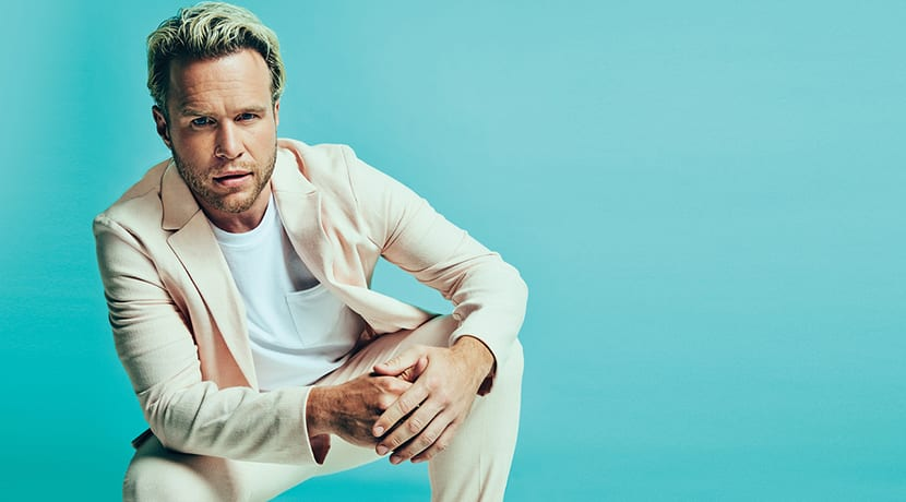 Olly Murs to bring new UK tour to the West Midlands in June 2021