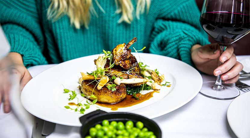 Marco Pierre White unveils new menu at Birmingham Steakhouse Bar & Grill