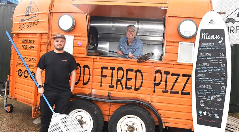 Coventry pizza firm looks to grow after getting a slice of business support