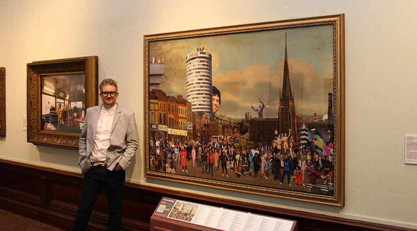 Birmingham Museum & Art Gallery reopens its doors with new displays on show