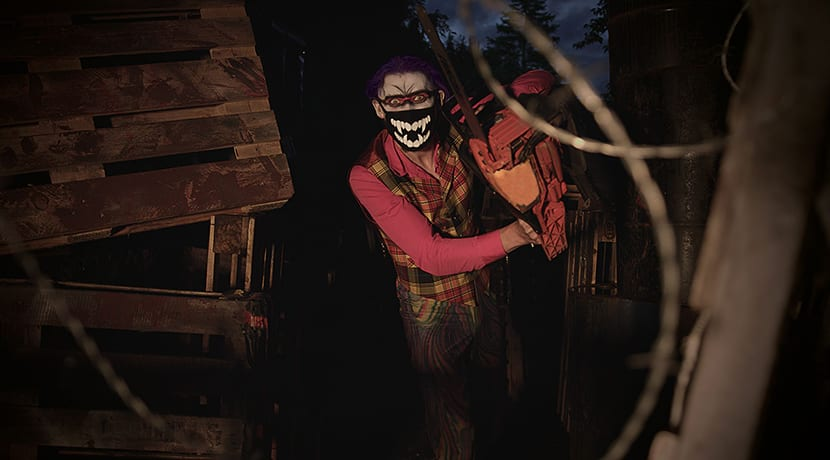 Scarefest returns to Alton Towers this month with new spine-tingling additions