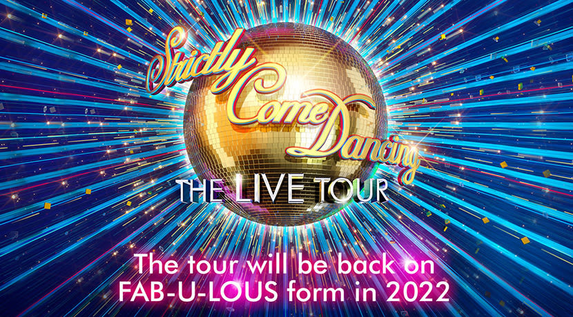 Strictly Come Dancing Live returns to Birmingham in 2022