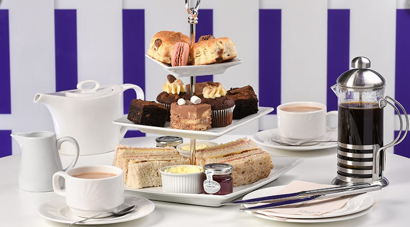 Afternoon Tea back on the menu at Cadbury World