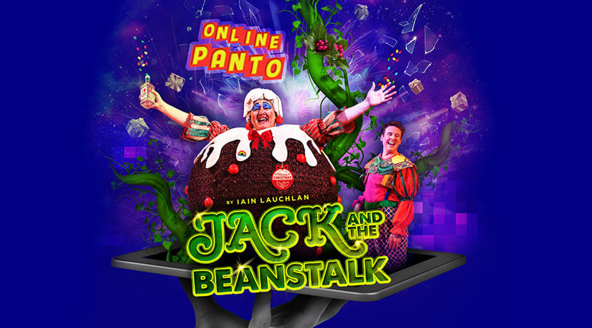 Belgrade Theatre to present its first ever online panto with Jack And The Beanstalk