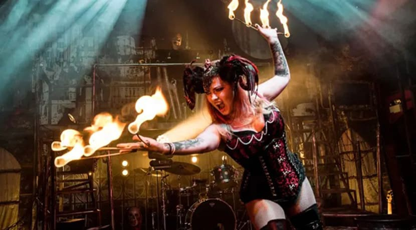 Circus of Horrors is back in Worcester with a special Halloween show
