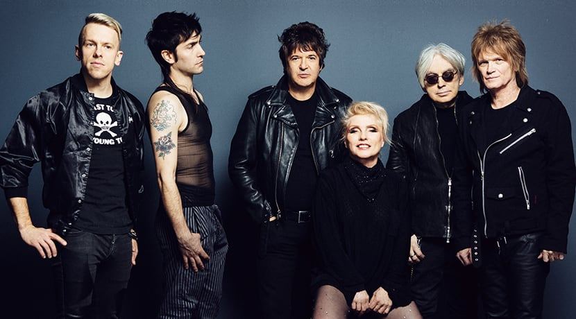 Blondie bring Against The Odds tour to Birmingham in November 2021