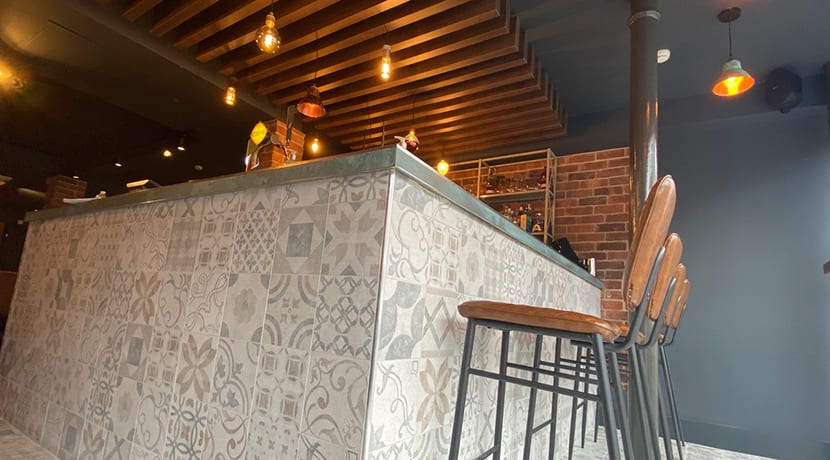 Stirchley's Kolkata Lounge undergoes extensive refurbishment