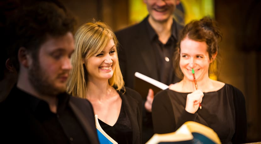 Armonico Consort receives £104K lifeline grant from government's Culture Recovery Fund