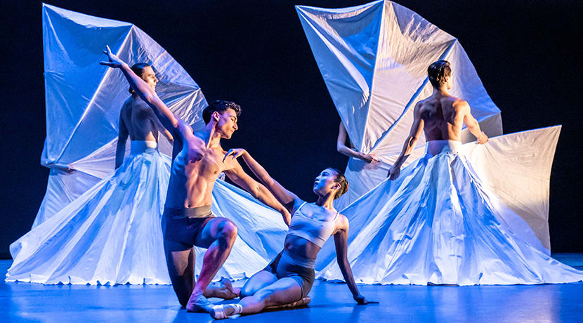 Birmingham REP reopens its doors as Birmingham Royal Ballet return to the stage