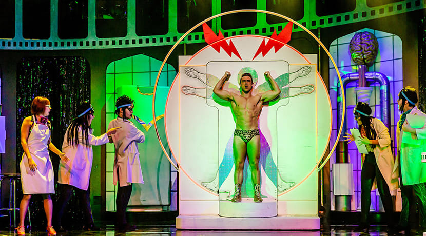 Musical extravaganza Rocky Horror Show bring 2021 tour to the Midlands