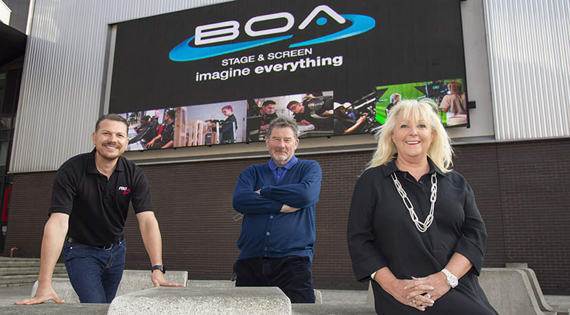Applications now open for new academy BOA Stage & Screen