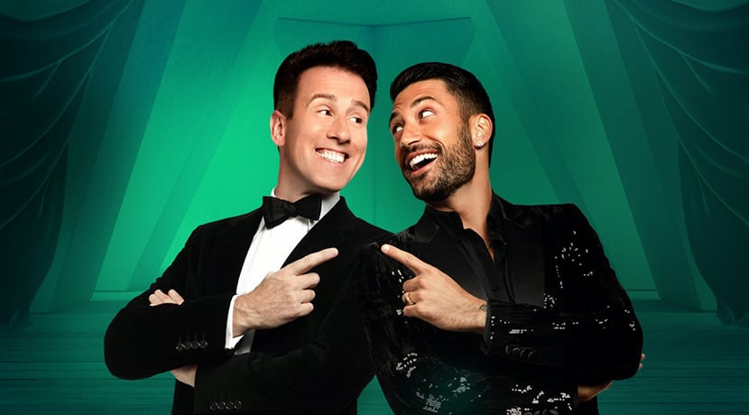 Strictly favourites Anton and Giovanni bring new 2021 tour to Birmingham