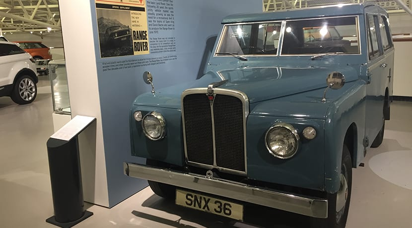 British Motor Museum shortlisted in the Royal Automobile Club Historic Awards
