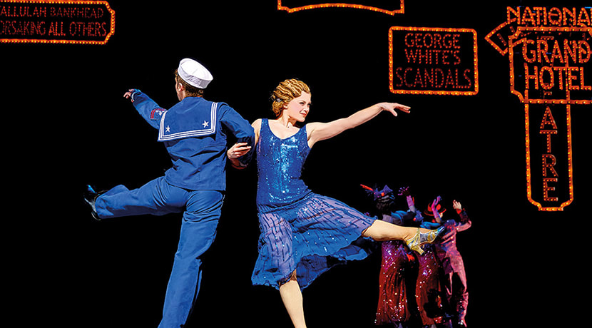 42nd Street to streamed for free this weekend on Andrew Lloyd Webber's YouTube channel