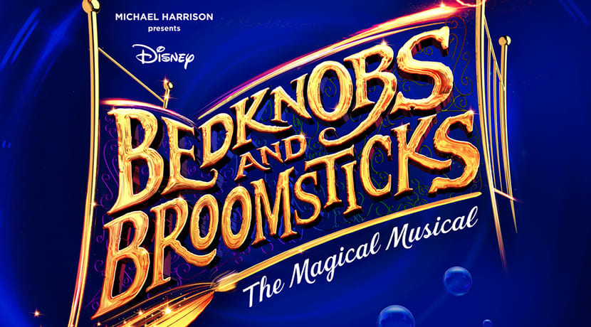 New stage musical of Disney's Bedknobs And Broomsticks comes to the Midlands