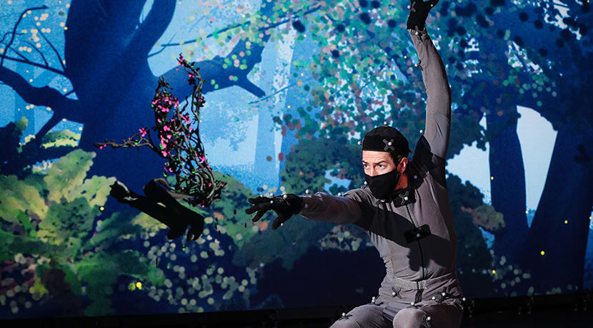 RSC to stage VR performance in 'virtual forest'
