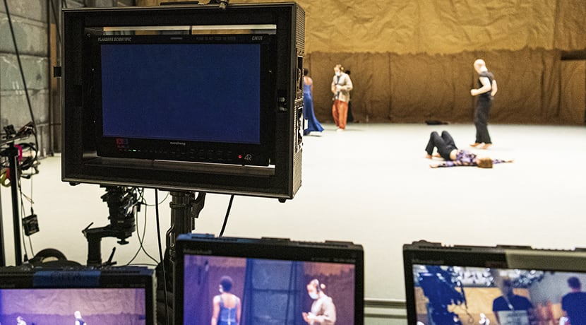 Birmingham Hippodrome partners with Rambert to present new live streamed production