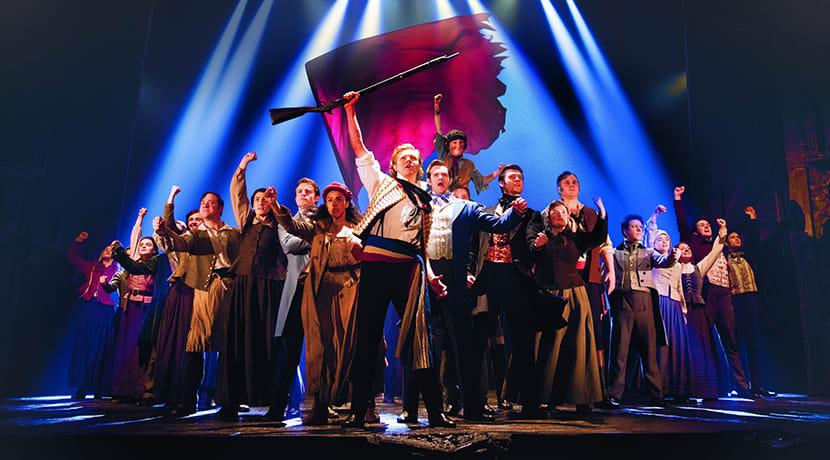 Les Misérables returns to Birmingham Hippodrome in August 2022