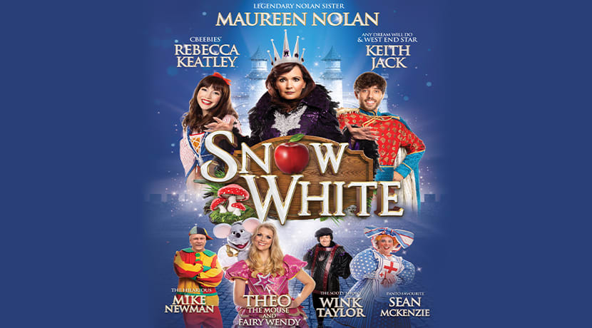More stars join cast of Snow White at Stafford Gatehouse Theatre